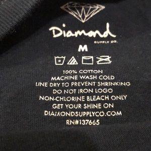 Diamond Supply Co. Shirts - Diamond Supply  short sleeve t-shirt